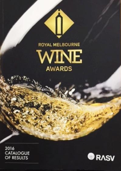 Several Bronze, Trophy Runner Up | Royal Melbourne Wine Awards 2016