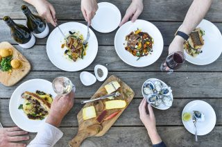 Enjoy An Express Lunch At Cannibal Creek for MFWF
