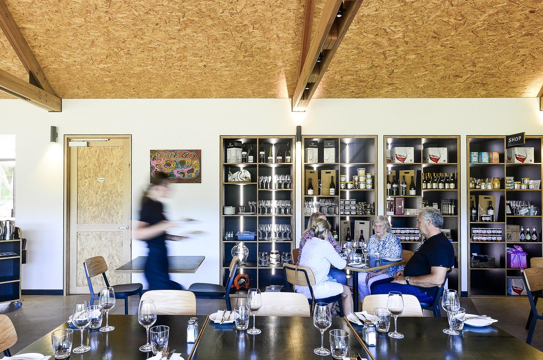 Visit restaurant and cellar door