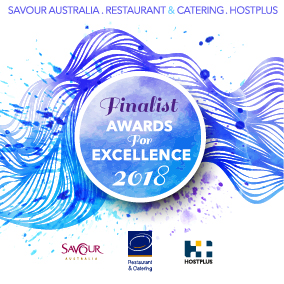 Finalist: Restaurant & Catering Awards 2018