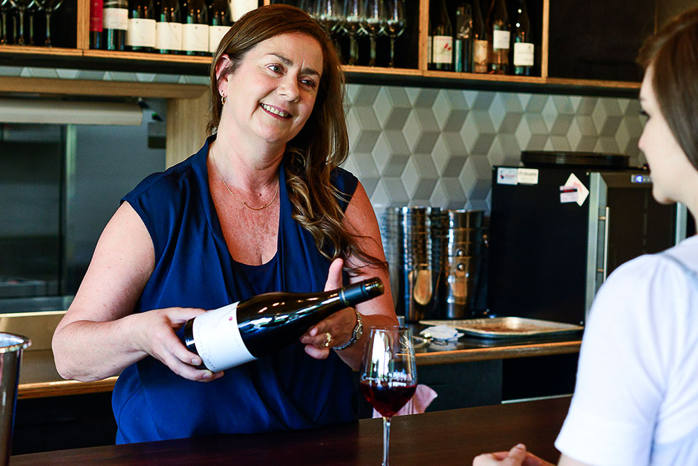 Cannibal Creek Vineyard is our home and our way of life